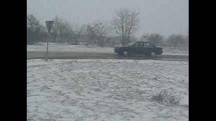 Bmw 316i Snow Drift