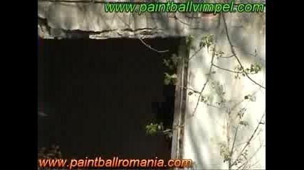 Paintball - Bulgaria vs Romania