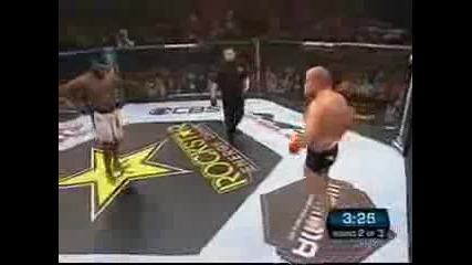 Fedor Emelianenko vs Brett Rogers
