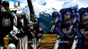 Ultramarines vs Tyranids: battle for Planet Macragge - Warhammer 40k