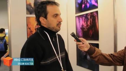 Интервю с Ивкo Станилов от Dreamreactor (spellweaver българското Tcg)
