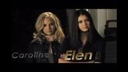 Elenax3 and Caroline Bonnie and Vikkii