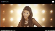 Anlora feat. Dj Project - Hard on You (a Paris) by Kazibo ( Официално Видео 2014 )