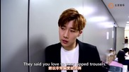 [eng Sub] 150529 Sungkyu Cut @ Behind The Show