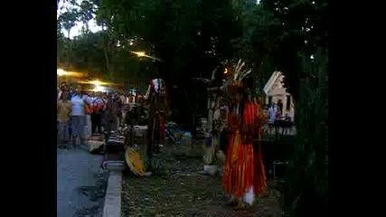 Нашествието На Индианците