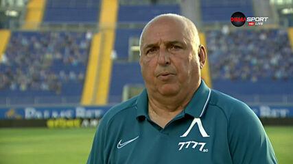 Георги Тодоров: На мъртъв човек какво да му предадеш?
