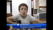 Ученик спасява у-ще чрез Фейсбук кампания?