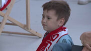 Poland: Fans watch in despair as Poland suffer surprise defeat against Slovakia