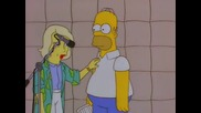 The Simpsons - 8x14 - The Itchy & Scratchy & Poochie Show