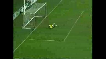 Benfica - Milan (1 - 1) Maxi Pereira