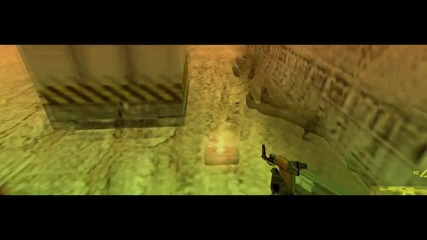 I play Counter Strike 1.6
