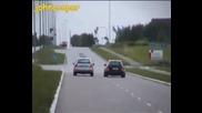 Mercedes C32 Amg vs Audi Rs4
