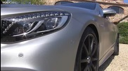 2015 Mercedes S 63 Amg Coupe: