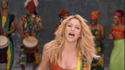 [hq] Shakira - Waka Waka (this Time For Africa)
