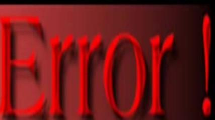 tehno_error