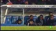 Жозе Моуриньо едва не се преби по време на мача с Хетафе