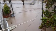 Потоп в Хасково, 25.10.2014г.