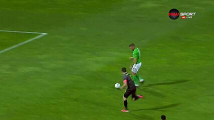 Преслав Йорданов оформи своя хеттрик срещу Берое