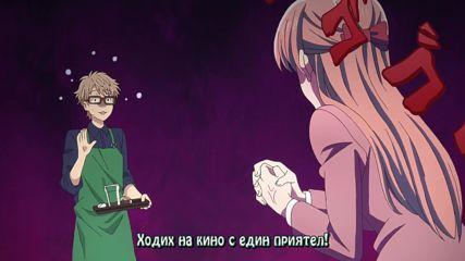 Wotaku ni Koi wa Muzukashii - Епизод 8 [ Бг Субс Вградени ]
