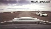 Supercar Shootout - Epic 5 - Car Drag Race