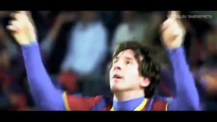 New!2011! Leo Messi Най-добрият футболист