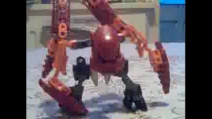 lego трансформър