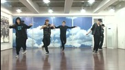 Exo M- History Dance Practice (chinese ver.)