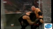 Hell In A Cell 2010 Undertaker vs Kane Part 1/2