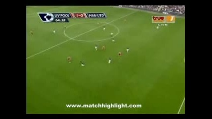 25.10 Liverpool 2:0 Manchester United ( Torres)