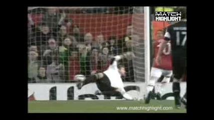 Манчестър Юнайтед 2 - Баерн Мюнхен гол на Гисбън