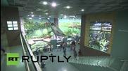 Русия: Най-големият европейски аквариум отваря вряти в Москва