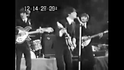 The Beatles - N M E Awards 1964 (2 / 2)