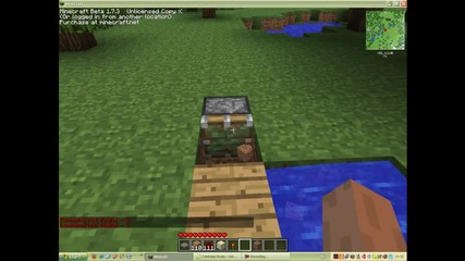 Minecraft Tutorial - Wc and Bookshelf