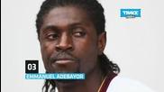 Най-големите трансфери на африкански футболисти
