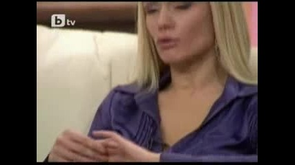 Мария Игнатова имитира Рачков в Търси се? - част 3!! 06.03.2010
