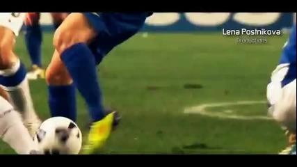 Cristiano Ronaldo vs Lionel Messi-skills & Goals