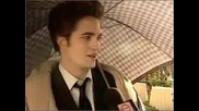Behind The Prom Scenes Of Twilight