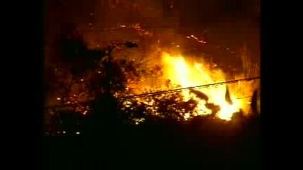 Пожари в Лос Анджелис