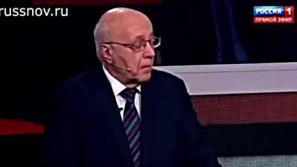Сергей Бабурин за предателството на Горбачов спрямо Русия, България и Румъния