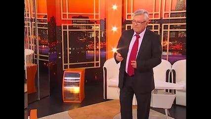 Milance Radosavljevic - Ti si zena sto nemir donosi - Utorkom u 8 - (TvDmSat 2014)