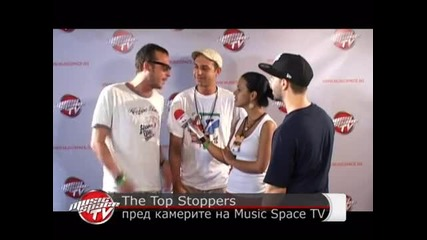 The Top Stoppers: Българските хип-хоп артисти не са истински