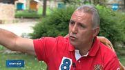 Христо Стоичков ексклузивно по NOVA преди юбилея на ЦСКА