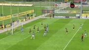 """Черно море откри резултата срещу Ботев на """"Коматево"""""""
