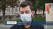 Студенти по медицина в Пловдив се включват на първа линия за борбата с КОВИД-19