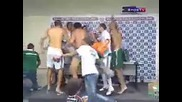 Те Така се Празнува Шампионска титла в Бразилия