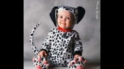 Сладки Бебенца Облечени Като Животинки :d