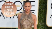 Chrissy Teigen's journey to a sober lifestyle
