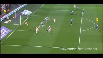 Бербатов с нови два гола за Монако