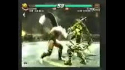 Tekken 6 - King vs Yoshimitsu
