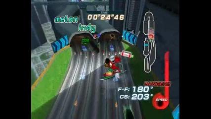 My Gameplay on Sonic Riders 1/3